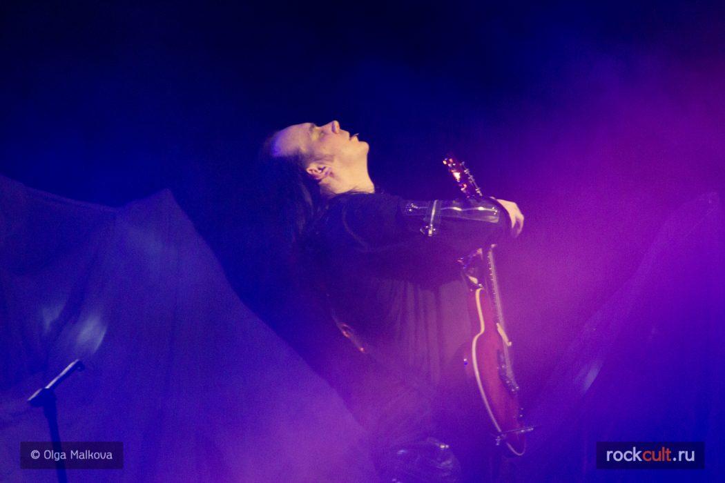Фотоотчет | Lacrimosa в Москве | Ray Just Arena | 19.11.2015 фото