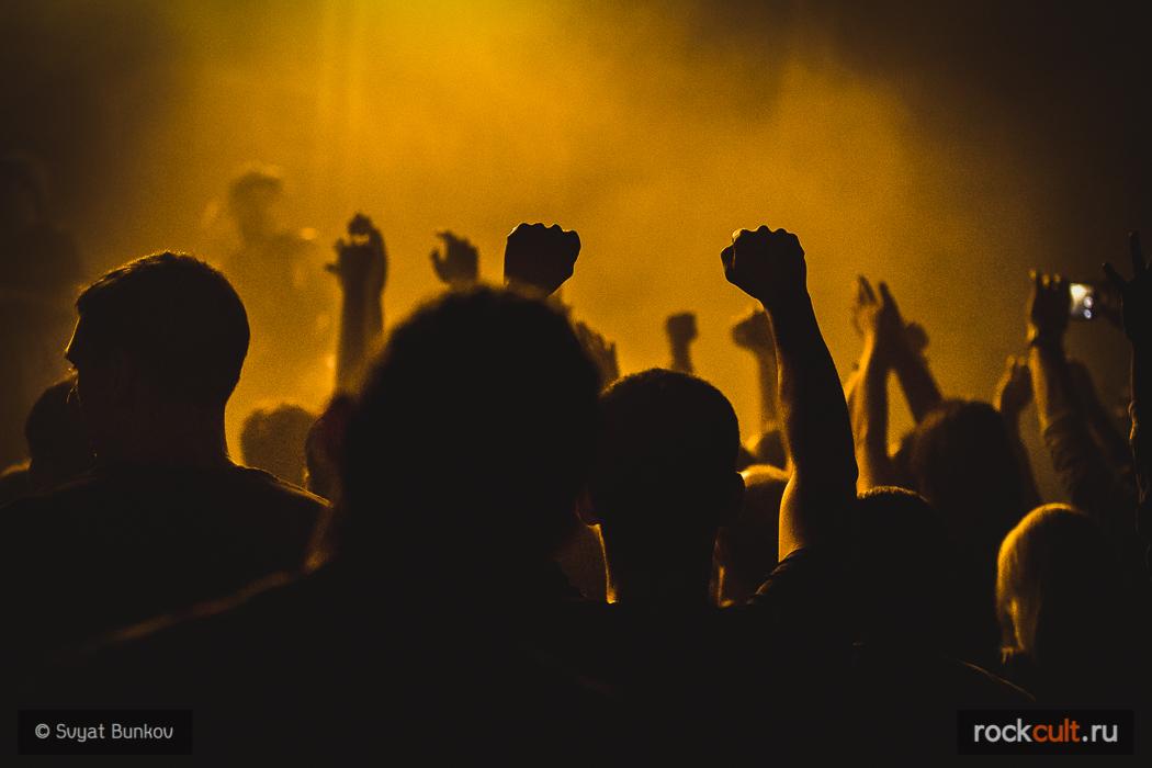 Фотоотчет | Crazy Town в Питере | Космонавт | 23.11.2015 фото