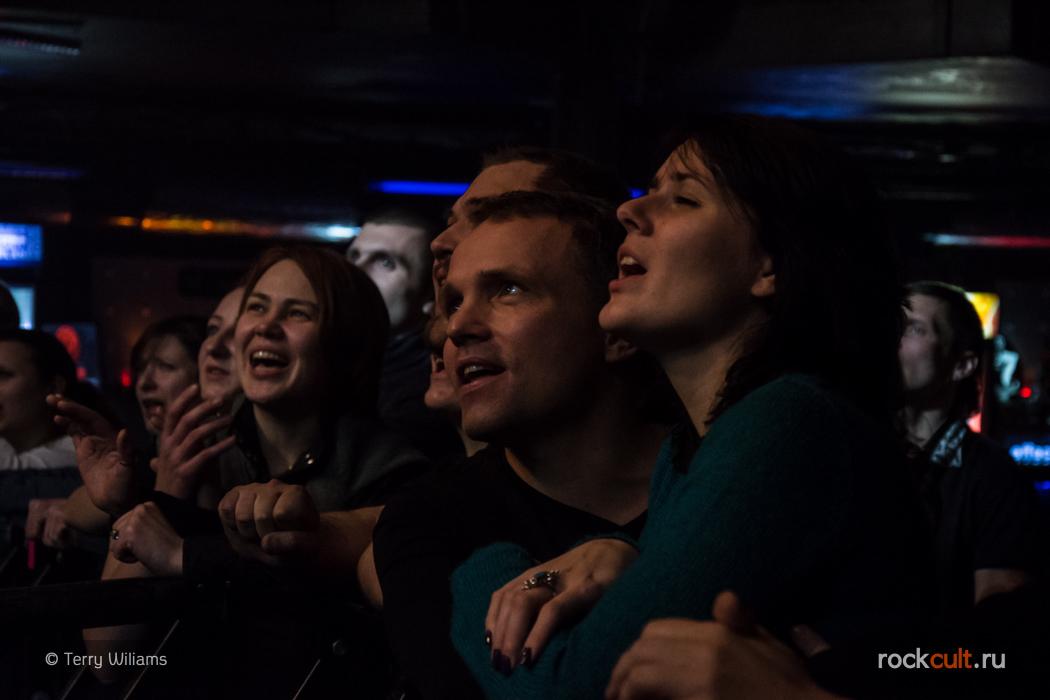 Фотоотчет | Юта в Питере | Космонавт | 26.11.2015 фото