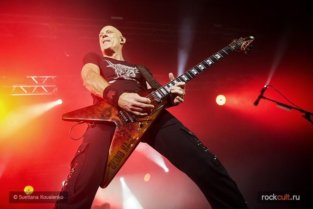 Фотоотчет | Accept в Москве | Ray Just Arena | 26.11.2015 фото