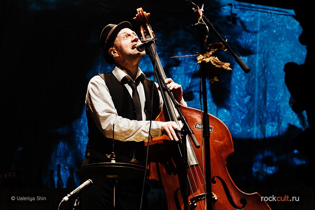 Фотоотчёт   Billy's Band в Питере   Эрарта   14.11.2015 фото