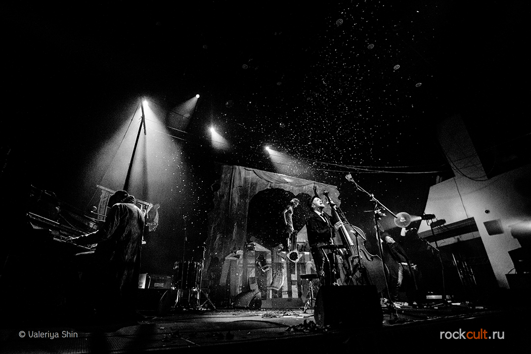 Фотоотчёт | Billy's Band в Питере | Эрарта | 14.11.2015 фото