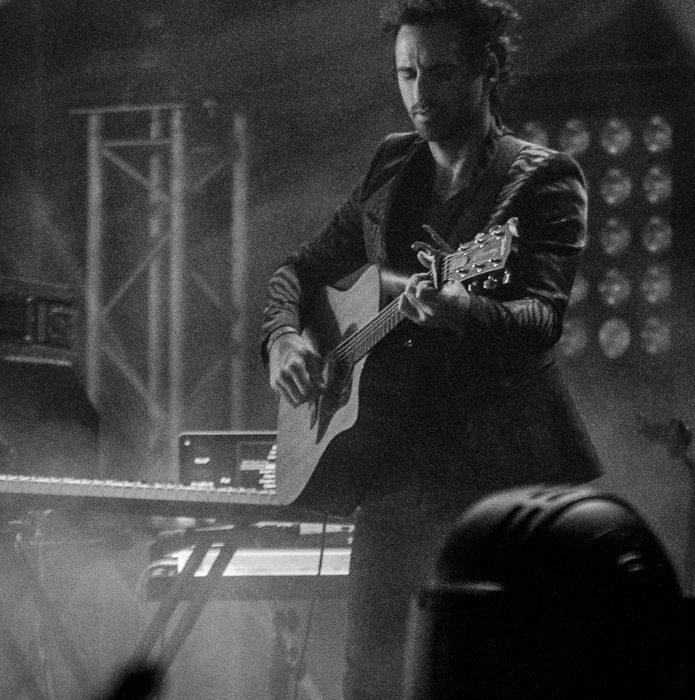Фотоотчет | Brandon Flowers в Москве | Stadium Live | 12.11.2015 фото