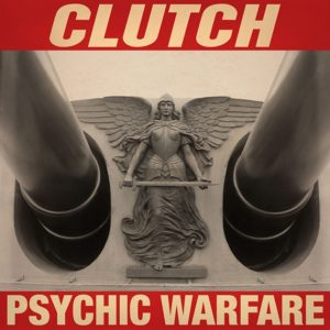 Рецензия на альбом Clutch - Psychic Warfare (2015) фото