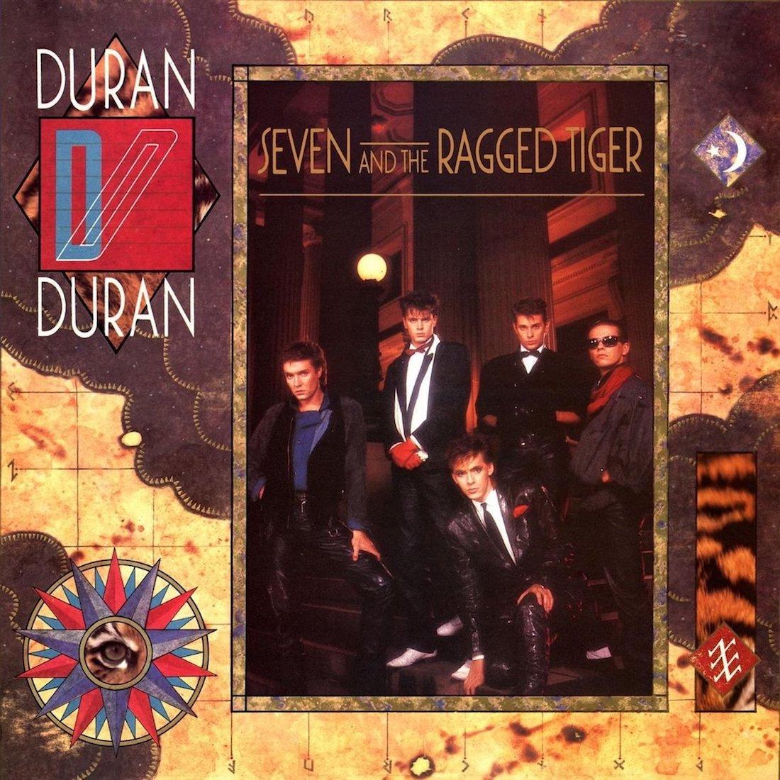 Duran Duran – Seven and the Ragged Tiger: история альбома - Роккульт