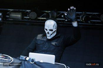 Фотоотчёт | Dance With The Dead & GosT в Москве | Volta | 03.11.2015 фото