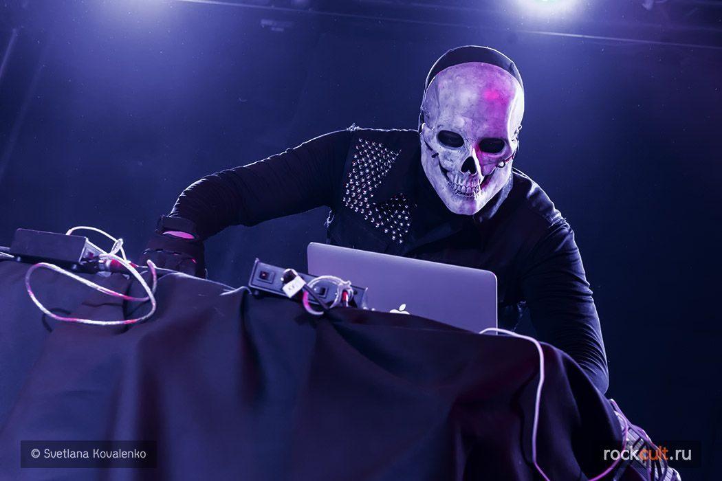 Фотоотчёт   Dance With The Dead & GosT в Москве   Volta   03.11.2015 фото