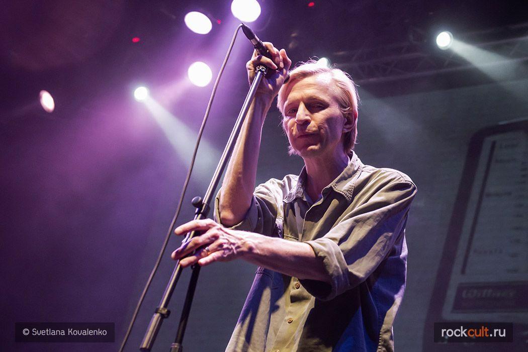 Фотоотчёт | Jay-Jay Johanson в Москве | Yotaspace | 13.11.2015 фото