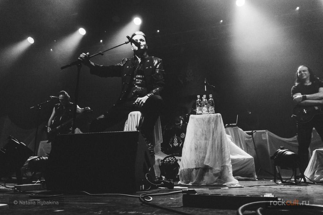 Фотоотчёт | Lacrimosa в Питере | A2 | 14.11.2015 фото