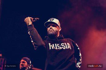 Фотоотчет | Limp Bizkit в Москве | Stadium Live | 01.11.2015 фото