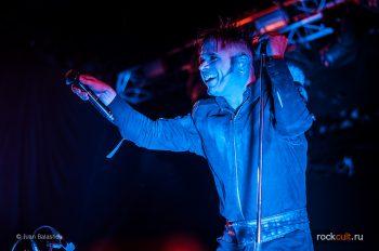 Репортаж | Oomph! в Москве | Ray Just Arena | 04.11.2015 фото фотоотчет
