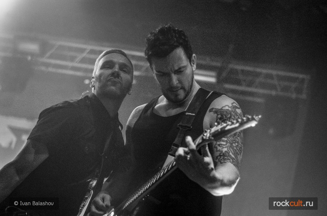Poets Of The Fall, Ray Just Arena, 20.11.2015 (36)