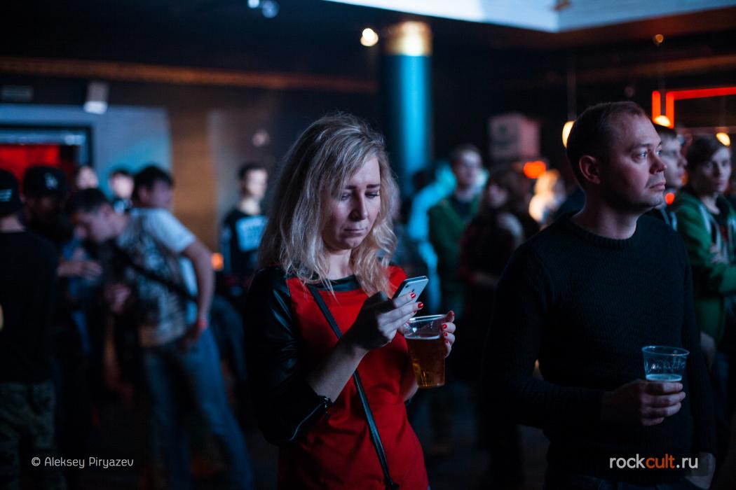 Фотоотчет | Фестиваль Pulse в Москве | Театръ | 28.11.2015 фото