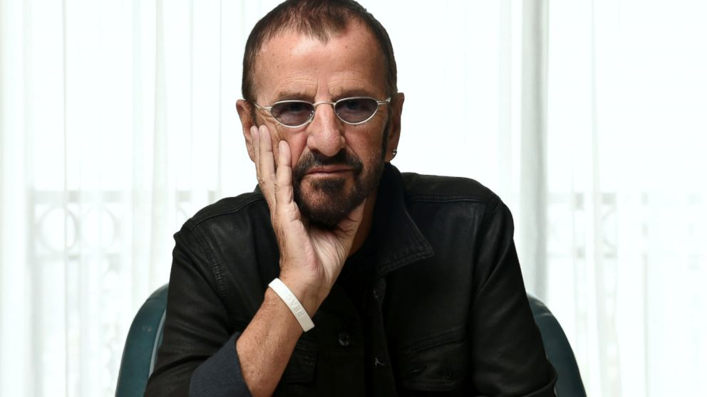 Ringo-Starr's-Trying-To-Sell-The -First-Issue-Of-The-White-Album
