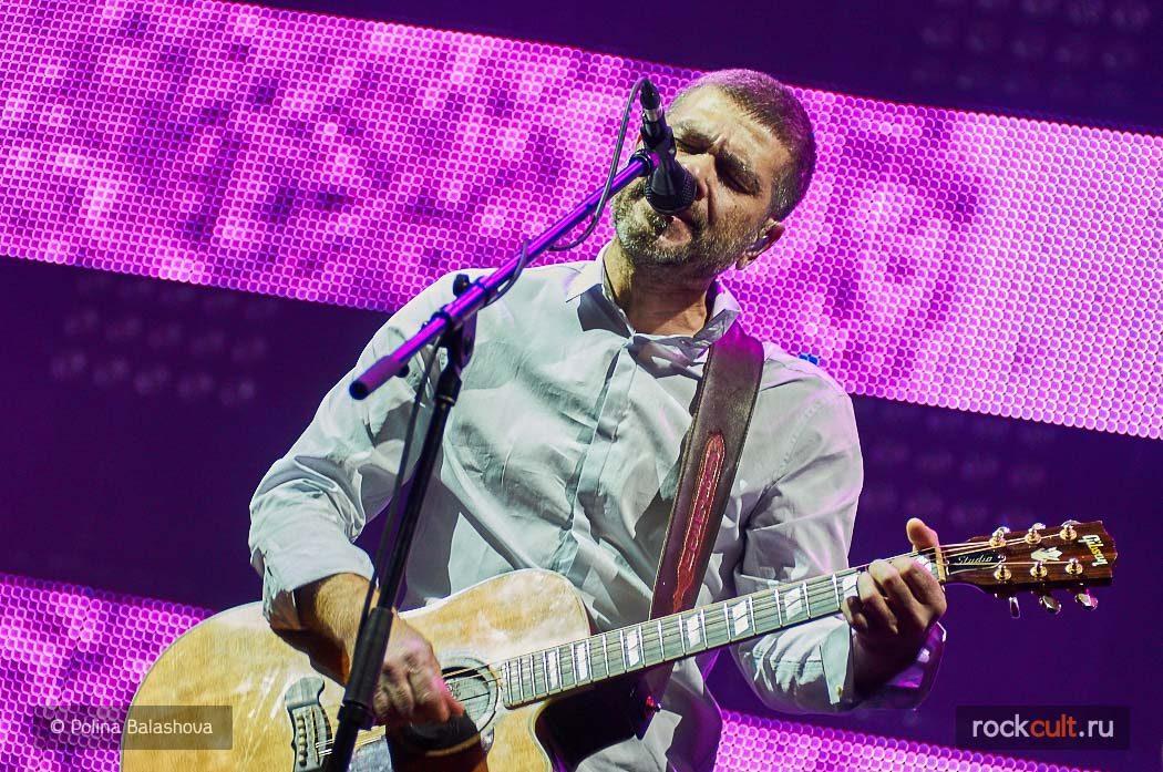 Фотоотчет | Сплин в Москве | Stadium Live | 13.11.2015