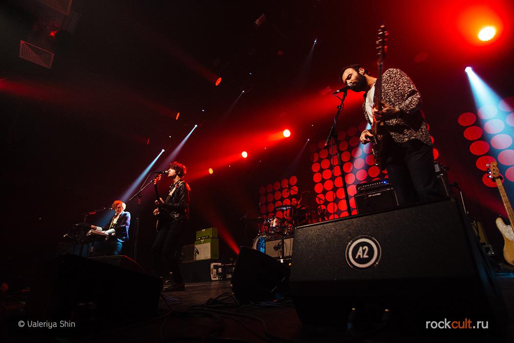 Фотоотчет | The Kooks в Питере | А2 | 07.11.2015 фото