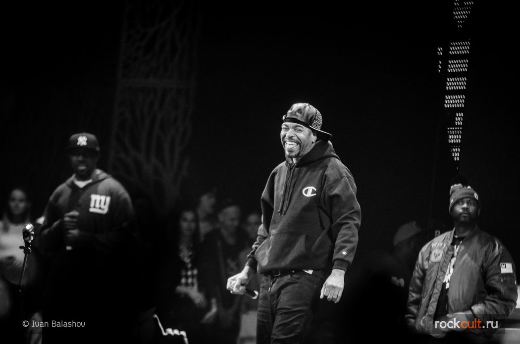 Wu-Tang Clan Space Moscow 13.11.2015 (2)