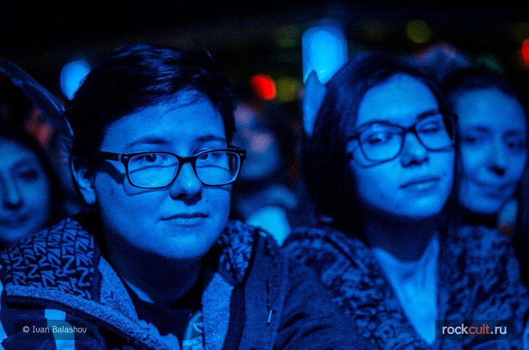 Фотоотчет ч.2   Poets of the fall в Москве   Ray Just Arena   20.11.2015 фото