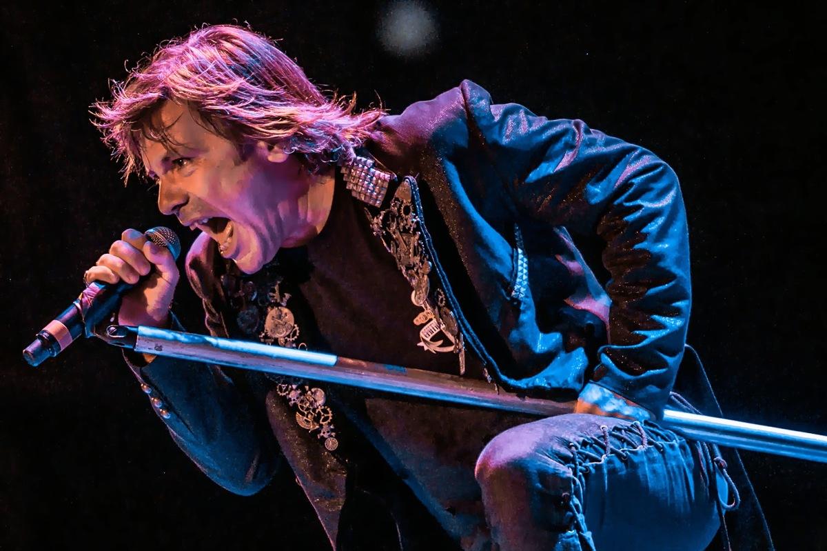 iron maiden концерт в москве 2016