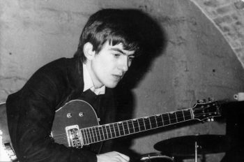 george harrison facts
