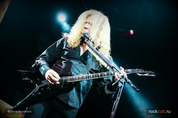 megadeth lamb of god тур