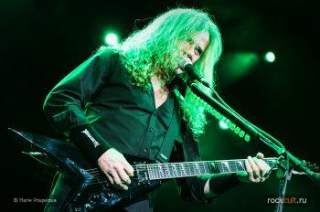 Фотоотчет | Megadeth в Москве | Stadium Live | 4.11.2015 фото