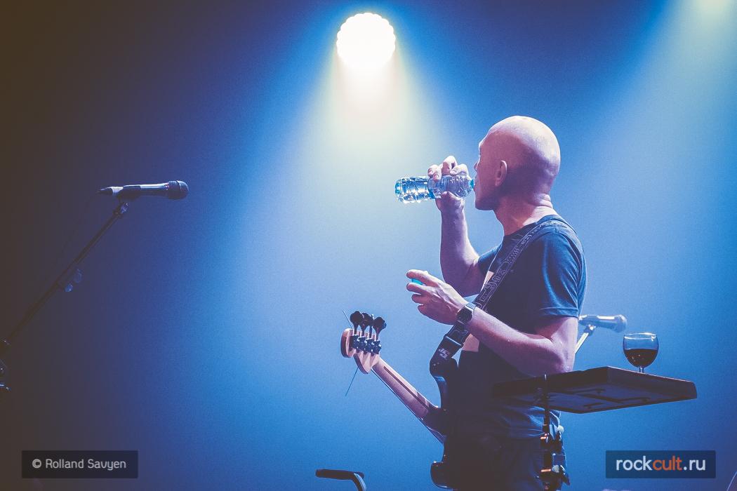 Фотоотчет | Tequilajazzz, Optimystica Orchestra, Zorge в Питере | A2 | 21.11.2015 фото