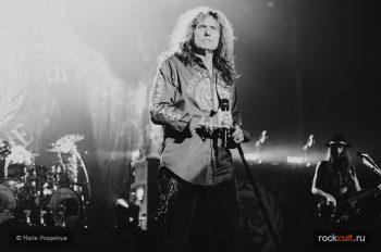 Репортаж | Whitesnake в Питере | БКЗ Октябрьский | 09.11.15 фото