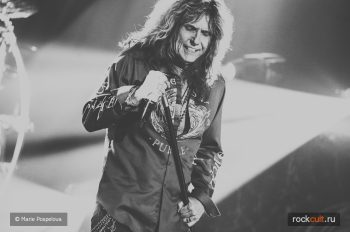 Фотоотчет | Whitesnake в Москве | Crocus City Hall | 8.11.2015 фото