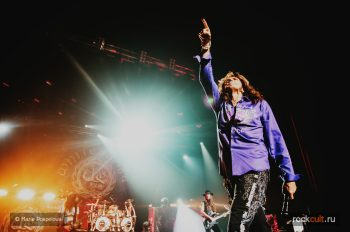 Репортаж | Whitesnake в Москве | Crocus City Hall | 08.11.15 фото