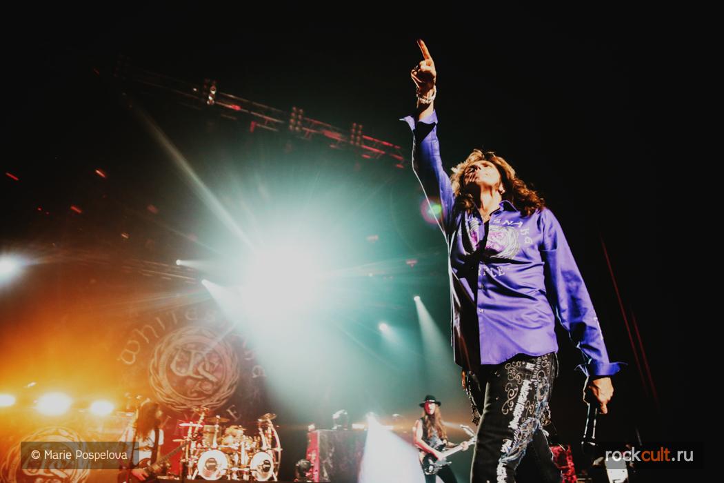 Репортаж   Whitesnake в Москве   Crocus City Hall   08.11.15 фото