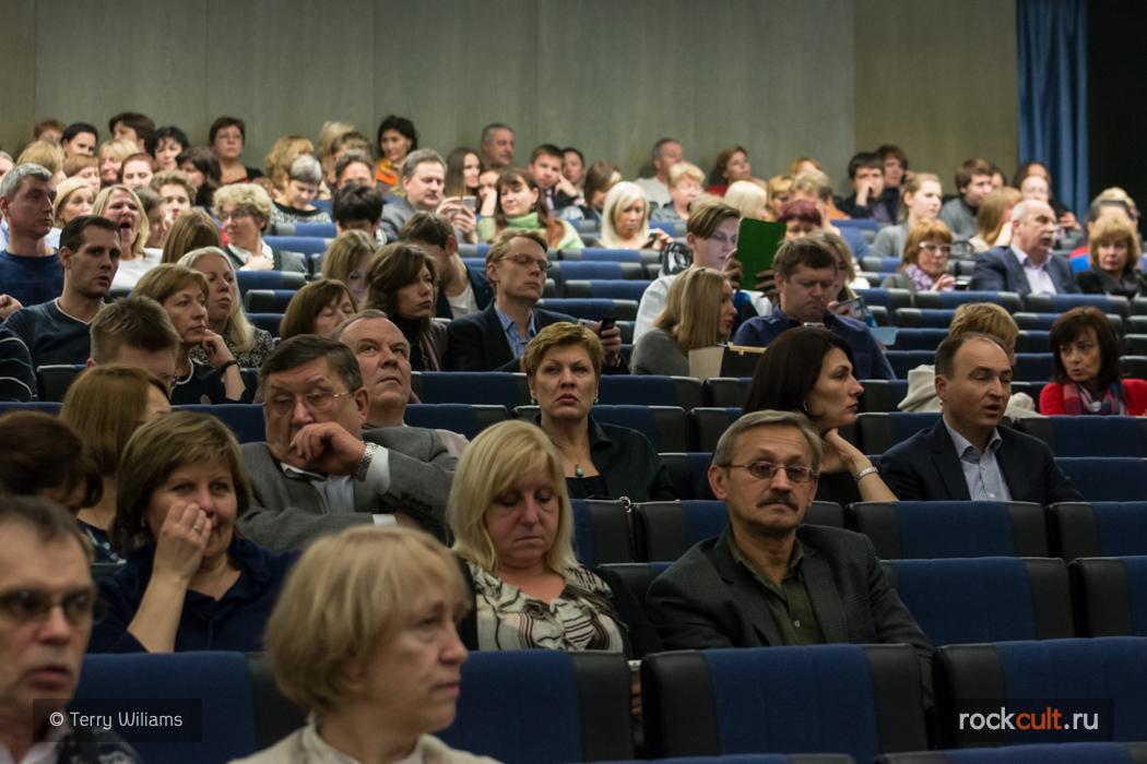 Фотоотчет   Диана Арбенина и Юрий Башмет в Питере   БКЗ Октябрьский   2.12.2015 фото