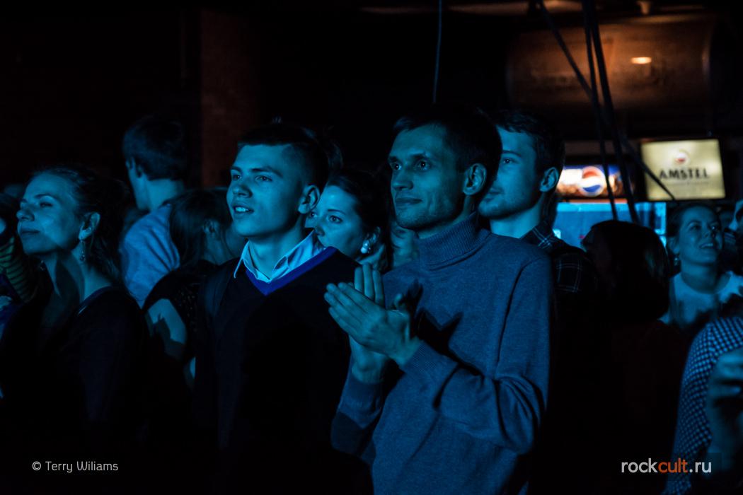 Фотоотчет   Ундервуд в Питере   Зал Ожидания   18.12.2015 фото