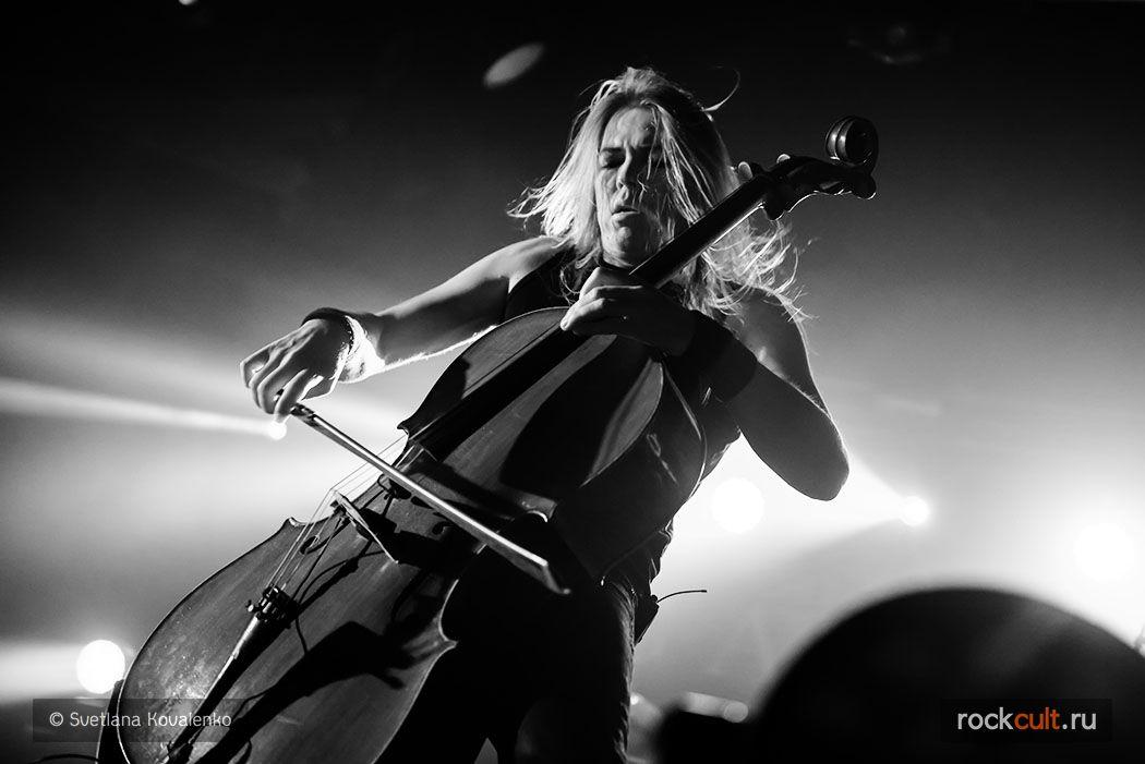 Фотоотчет   Apocalyptica в Москве   Ray Just Arena   11.12.2015 фото