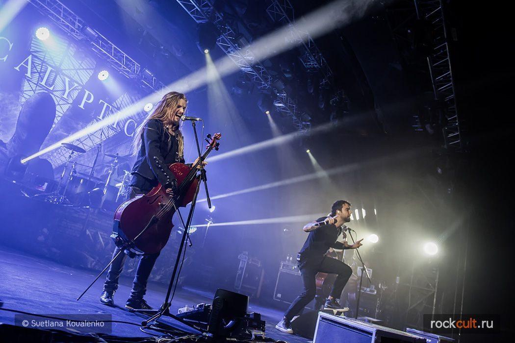 Фотоотчет | Apocalyptica в Москве | Ray Just Arena | 11.12.2015 фотоФотоотчет | Apocalyptica в Москве | Ray Just Arena | 11.12.2015 фото