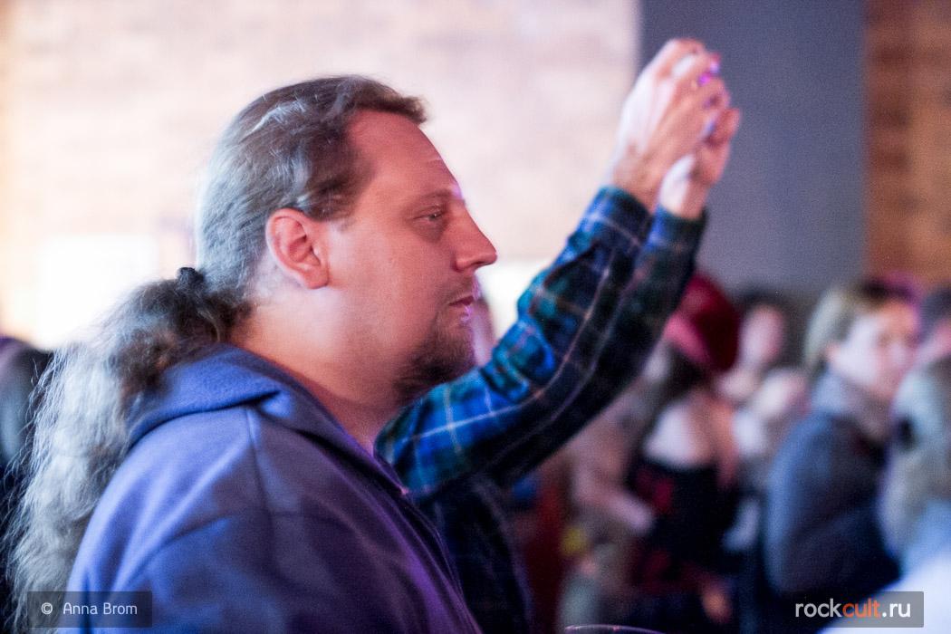 Фотоотчет   АукцЫон в Питере   Зал Ожидания   11.12.2015 фото