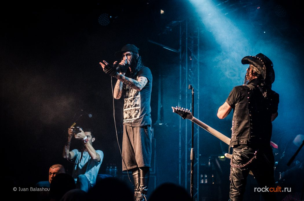 Фотоотчет |Dope в Москве | Volta | 26.11.2015 фото