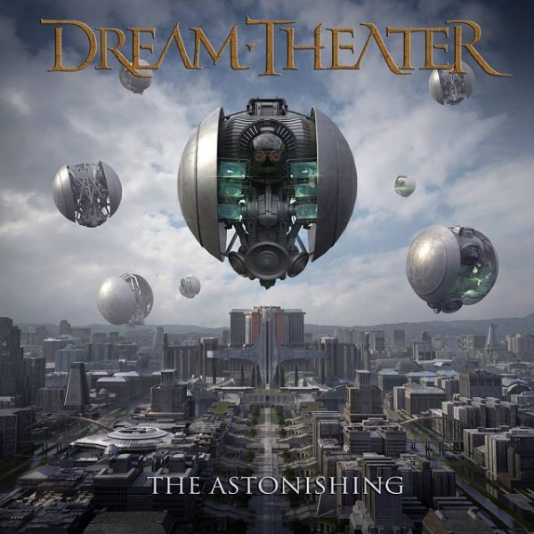 Dream Theater обложка альбома The Astonishing