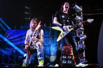 Фотоотчет | Эпидемия в Москве| Ray Just Arena | 19.12.2015