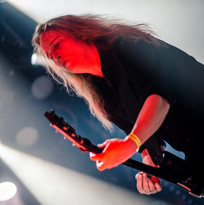 Фотоотчёт | Kreator в Москве | Ray Just Arena | 03.12.2015 фото