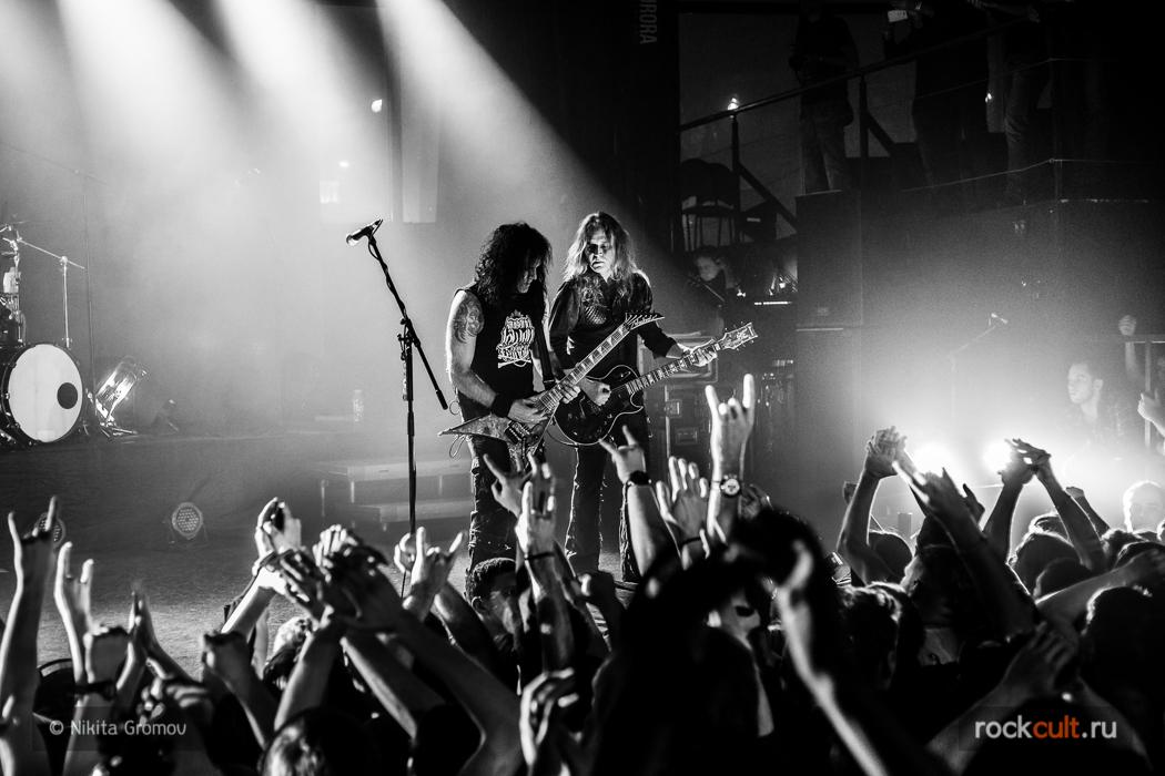 Фотоотчет | Kreator в Питере| Aurora Concert Hall | 05.12.15 фото