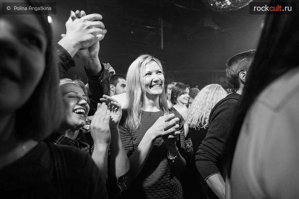Фотоотчет | Танцы минус в Москве | 16 тонн | 18.12.2015 фото