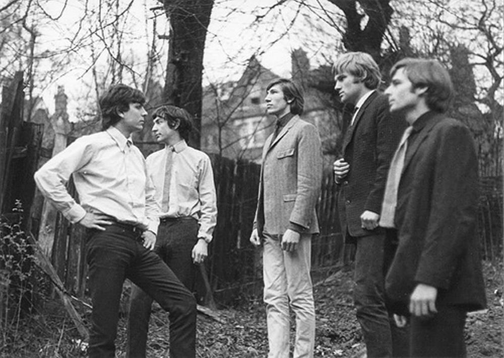 Pink Floyd выпустили EP с ранним творчеством