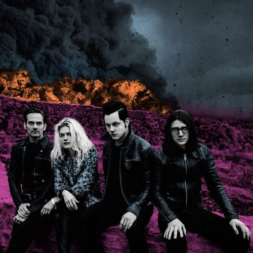 The Dead Weather cover small