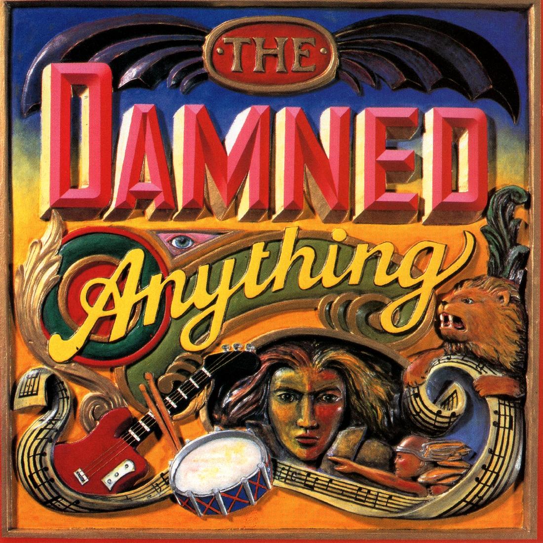 день в истории вышел альбом The Damned - Anything