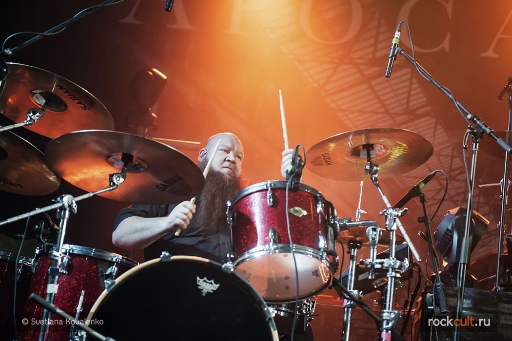 Фотоотчет | Apocalyptica в Москве | Ray Just Arena | 11.12.2015 фо