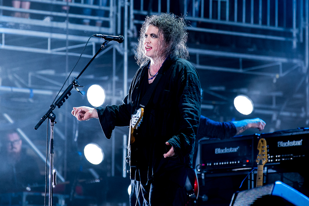 The Cure перезаписали A Few Hours After This