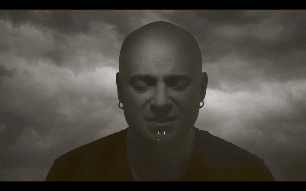 disturbed клип the sound of silence