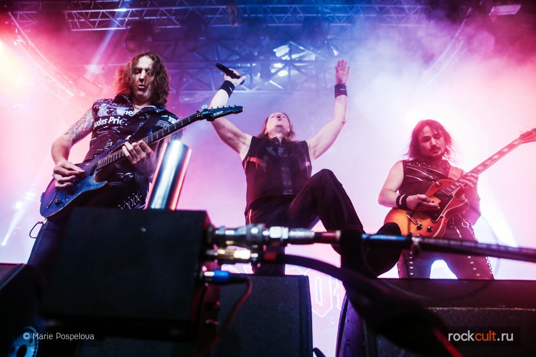Фотоотчет | Кипелов в Москве | Ray Just Arena | 12.12.2015 фото