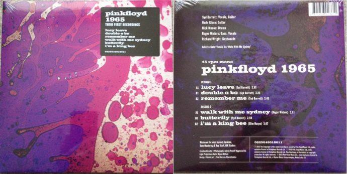 pink floyd ep 1965